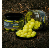 S-Carp Pineapple & N-Butyric Acid Fluoro Popup lebegő bojli