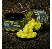 S-Carp Pineapple & N-Butyric Acid Fluoro Popup lebegő bojli 18 mm