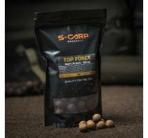S-Carp Top Force bojli 1 kg 20mm