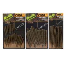 Fox Edges Camo Anti Tangle Sleeves gubancgátló hüvely