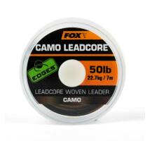 Fox Camo Leadcore 50lb ólombetétes zsinór