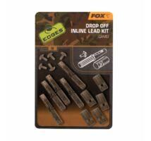 Fox Edges Camo Inline Drop Off Kit ólomelhagyós szerelék