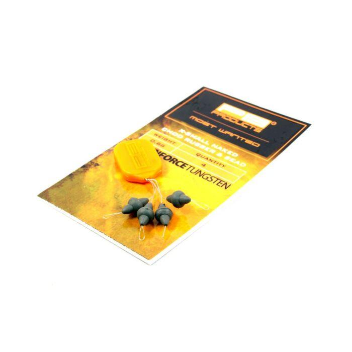 Pb Products DT X-Small Chod Rubber & Bead szett