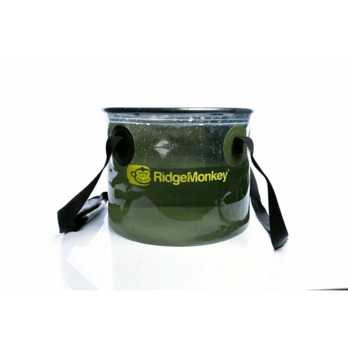 RidgeMonkey Perspective Collapsible Water Bucket összecsukható vizesedény