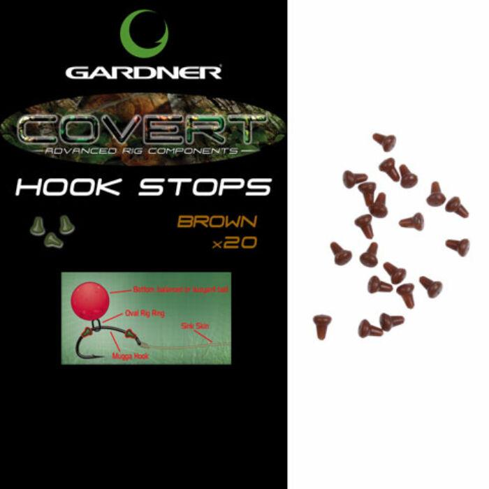 Gardner Covert Hook Stops horogstopper