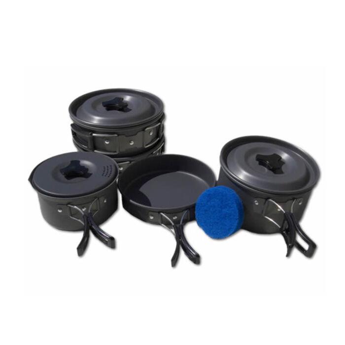 Trakker Armo 3 Piece Cookware Set edénykészlet