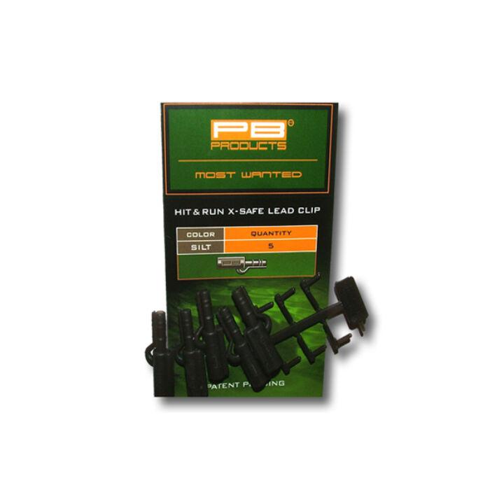 PB Products Hit & Run Leadclip ólomklipsz