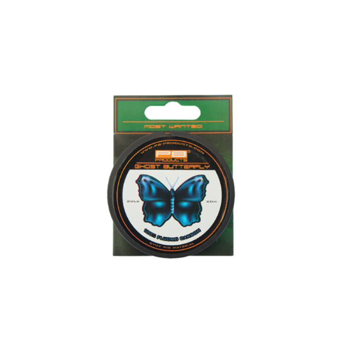 PB Products Ghost Butterfly Fluorocarbon előkezsinór 20m