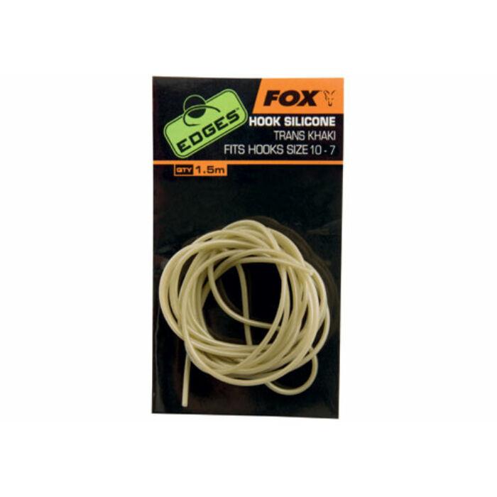 Fox Edges Hook Silicone hajszálelőke rögzítő