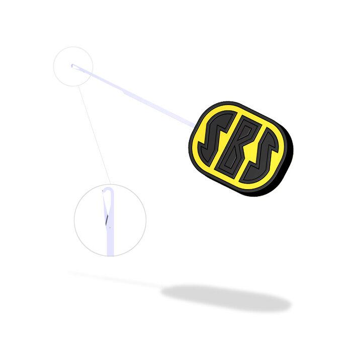 SBS Leadcore Needle leadcore fűzőtű