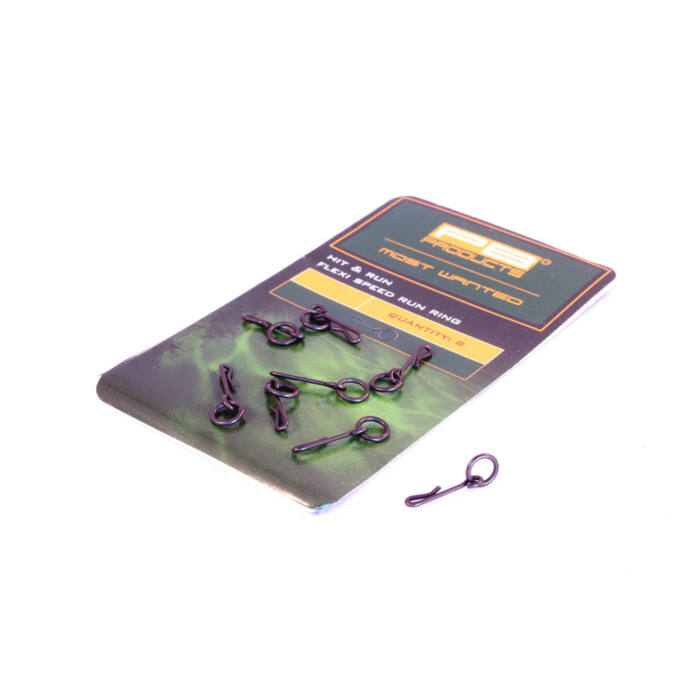 PB Products Flexi Speed Run Ring gyorskapocs