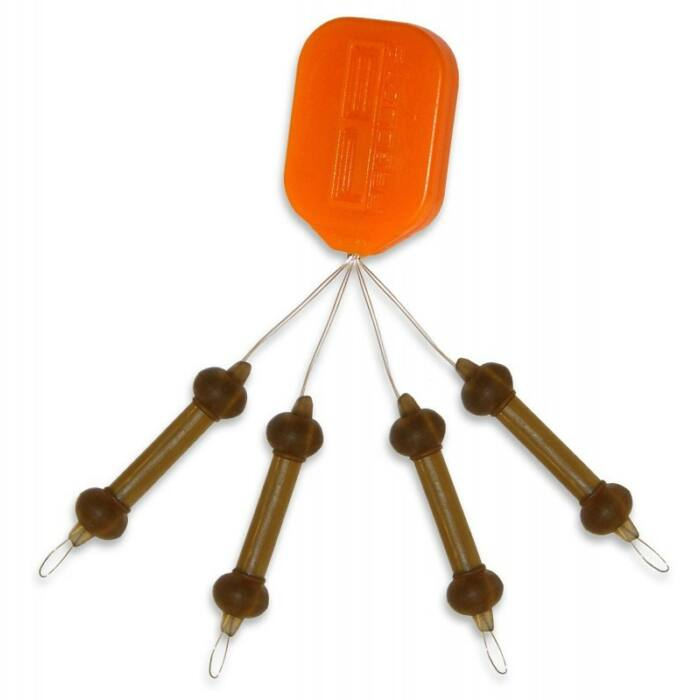 PB Products DT Heli-Chod Rubber & Beads x-small