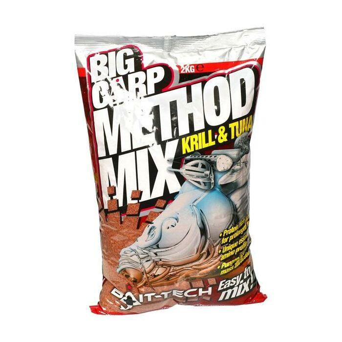 Bait Tech Big Carp Method Mix Krill & Tuna 2 kg