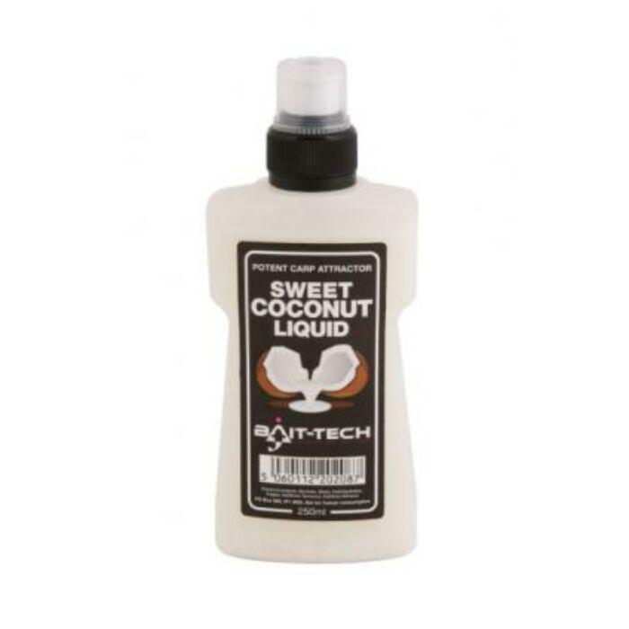 Bait Tech Liquid Sweet Coconut kókusz locsoló