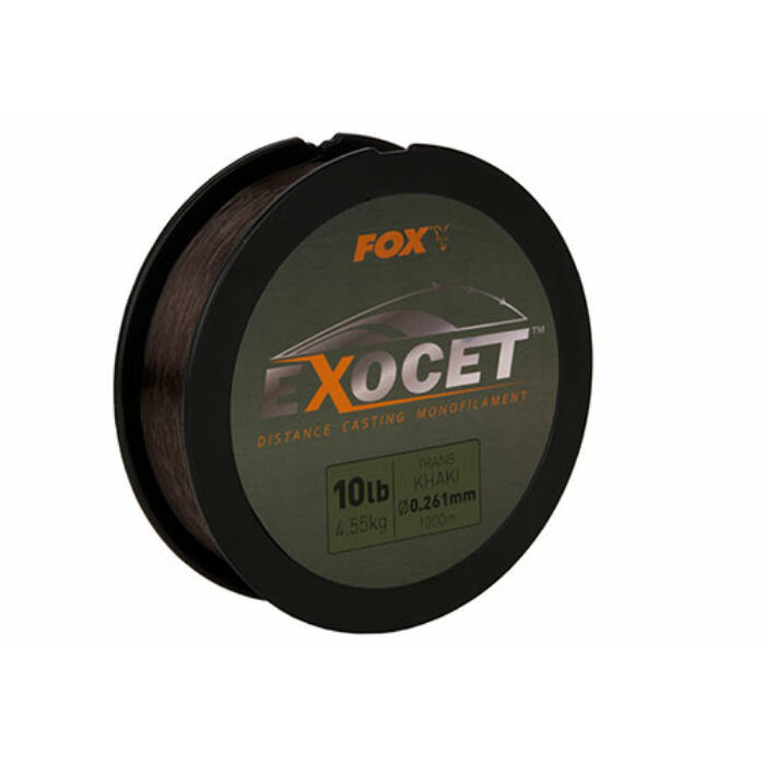 Fox Exocet Mono Trans Khaki monofil zsinór