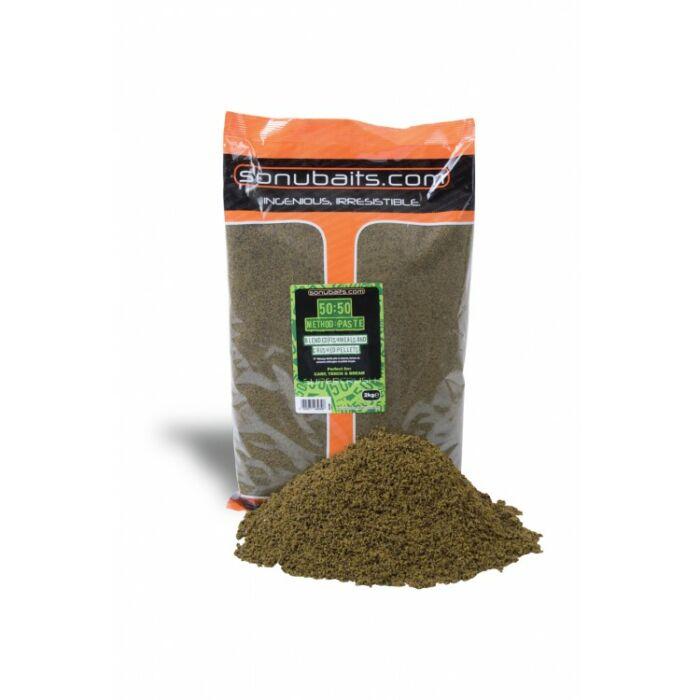 Sonubaits 50:50 Method & Paste etetőanyag 2 kg