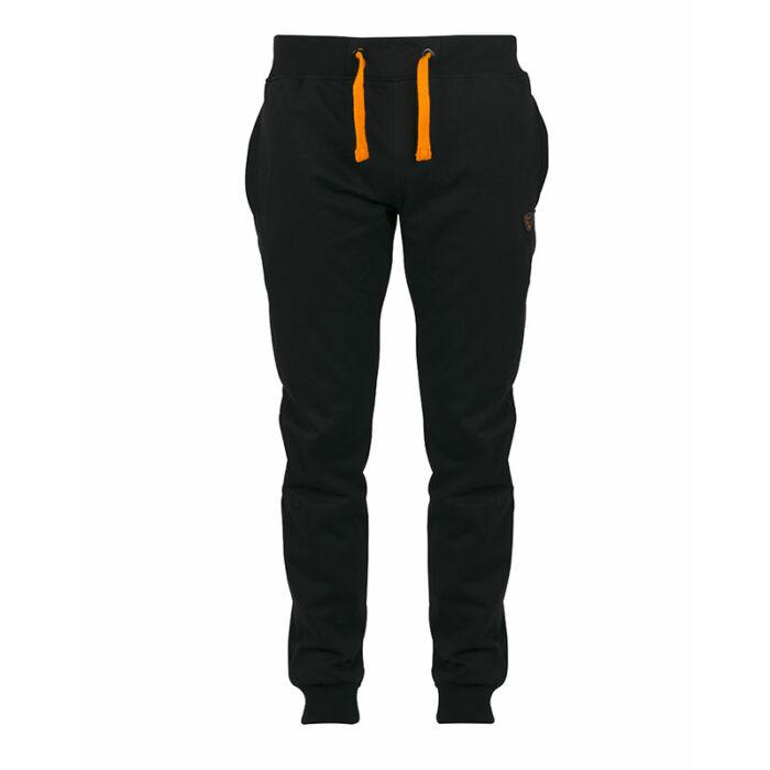 Fox Black & Orange Lightweight Joggers melegítő alsó