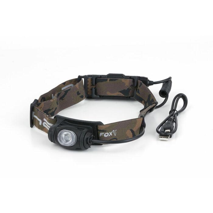Fox Halo AL350C Headtorch fejlámpa