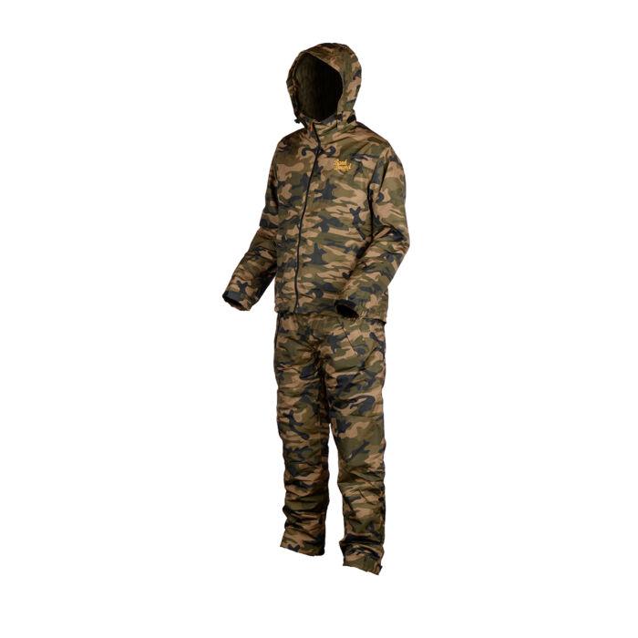 Prologic Bank Bound 3 Season Camo Set vízálló ruha