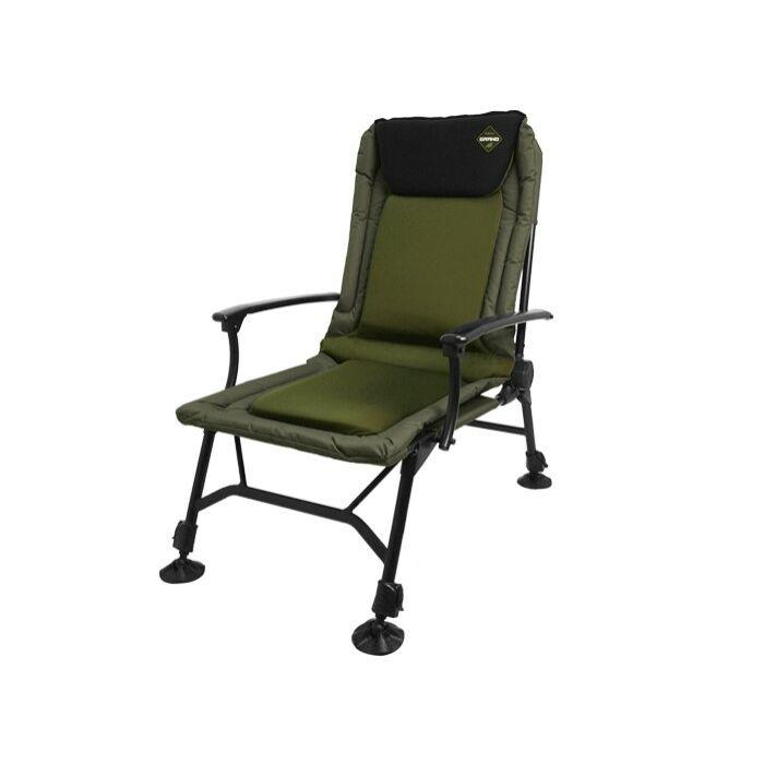Delphin Grand Chair karfás fotel