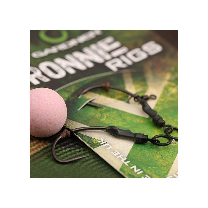 Gardner Ronnie Rig kész szerelék 3db