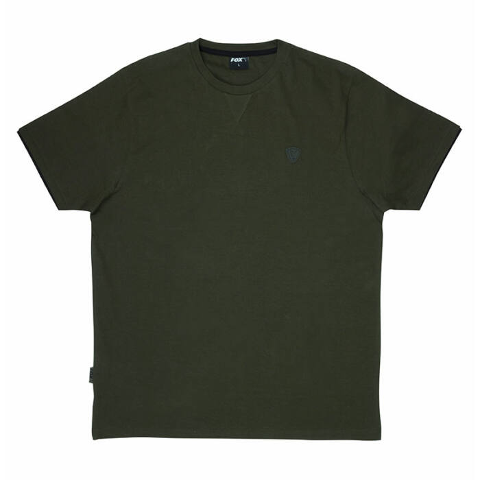 Fox Green Black Brushed T-Shirt póló