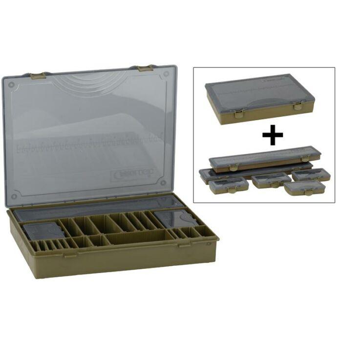 Prologic Tackle Organizer XL szerelékes doboz