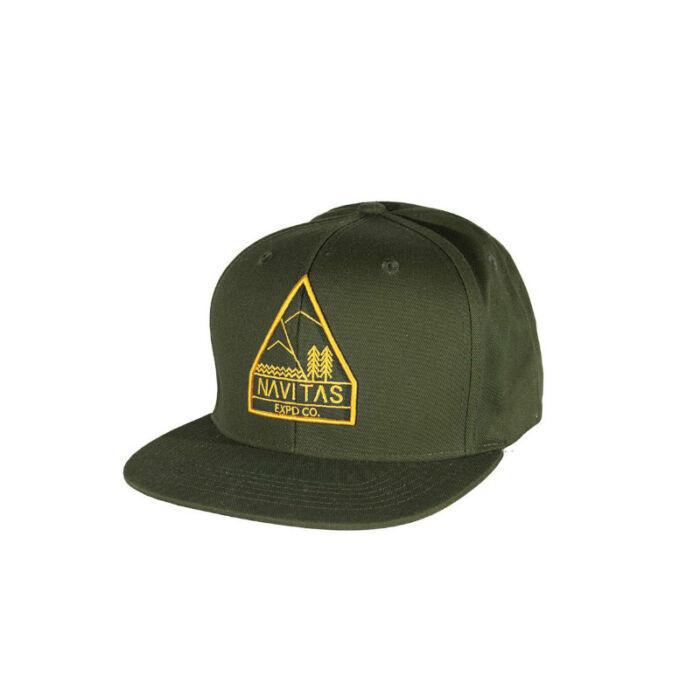 Navitas Out There Flexi Green Cap sapka