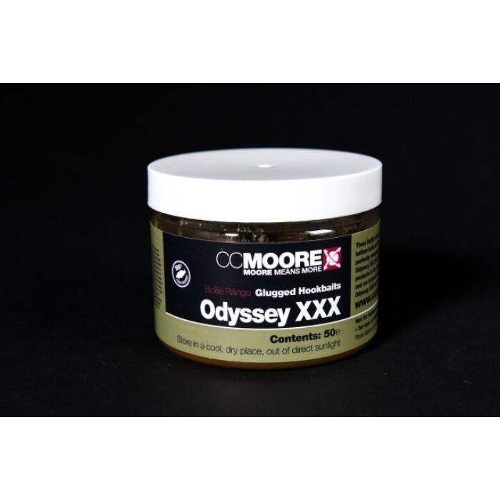 CC Moore Odyssey XXX Glugged Hookbaits dippelt horogcsali