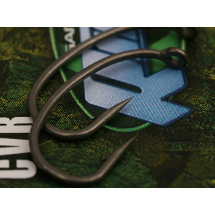 Gardner Curved Rigga CVR Barbless Hook pontyozó szakáll nélküli horog