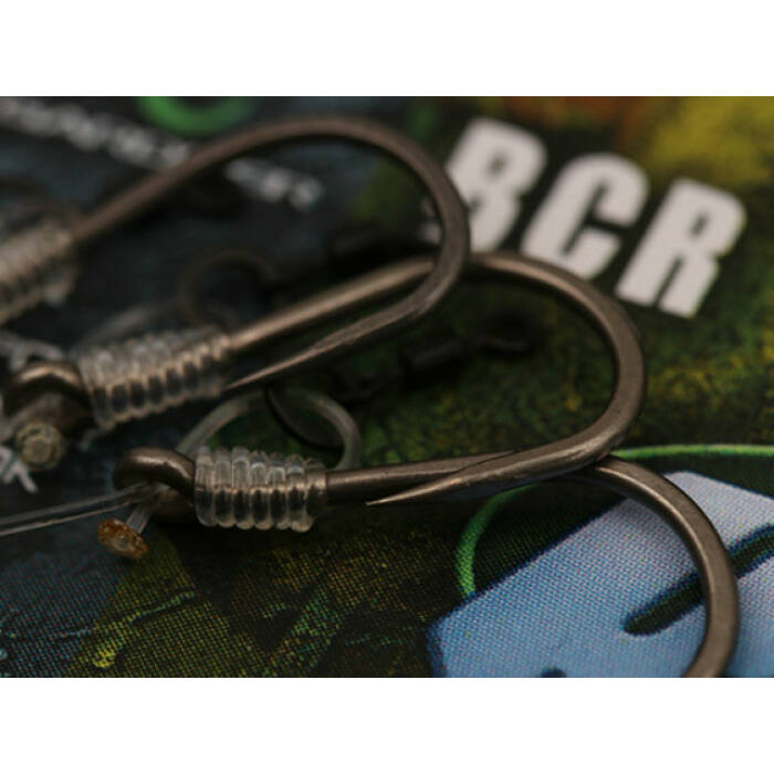Gardner Curved Rigga BCR Barbless Hook pontyozó szakáll nélküli horog