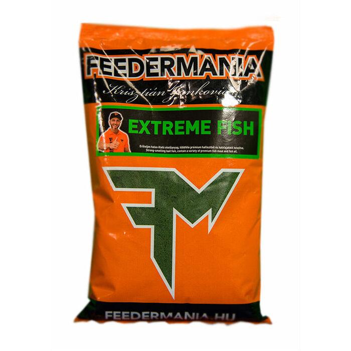 Feedermania Extreme Fish etetőanyag 900g