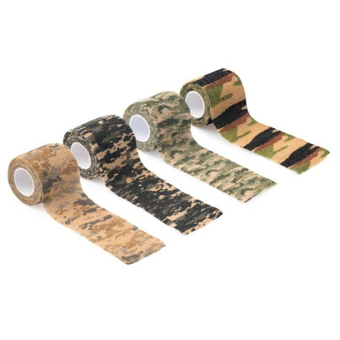 Delphin Camo Military Tape álcázó ragasztószalag