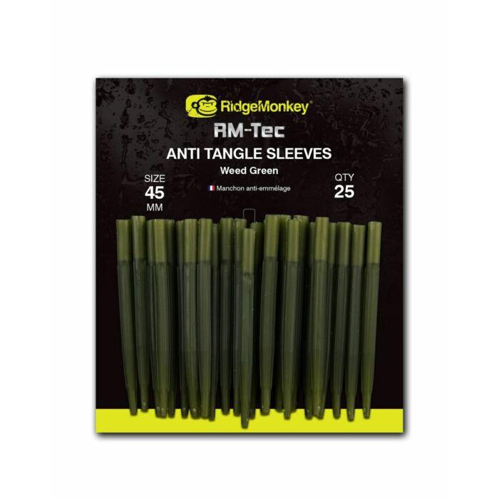 RidgeMonkey RM-Tec Anti Tangle Sleeves gubancgátló hüvely
