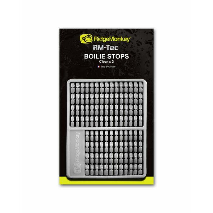 RidgeMonkey RM-Tec Boilie Stops bojli stopper