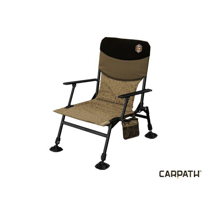Delphin CM Carpath pontyozó fotel