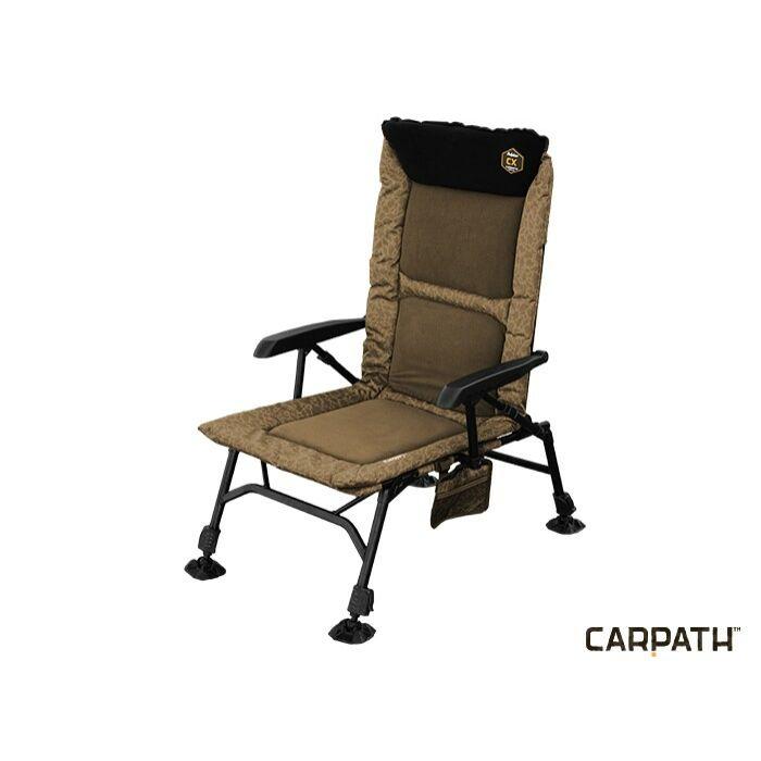 Delphin CX Carpath pontyozó fotel