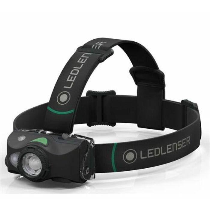 Led Lenser MH8 tölthető fejlámpa