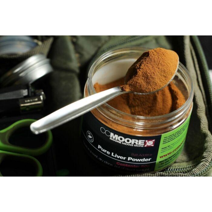 CC Moore Pure Liver Powder májpor