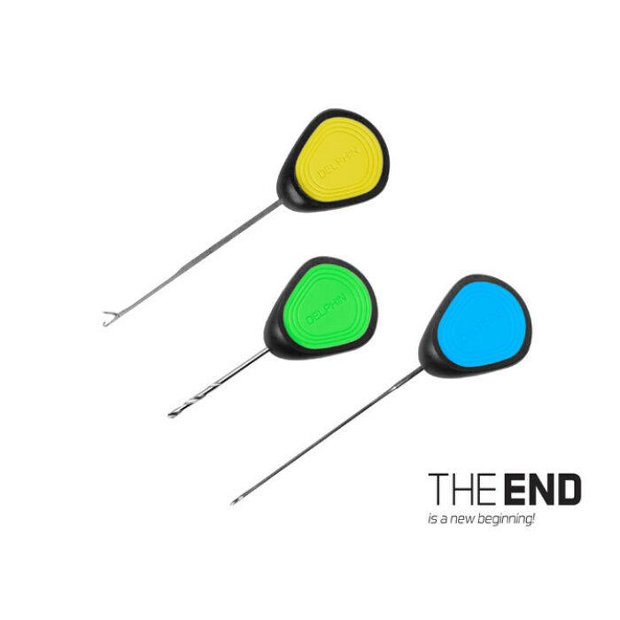 Delphin The End Grip Set fűzőtű készlet