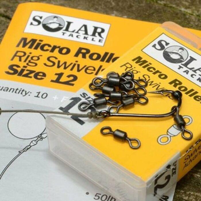 Solar Micro Roller Rig Swivel forgó