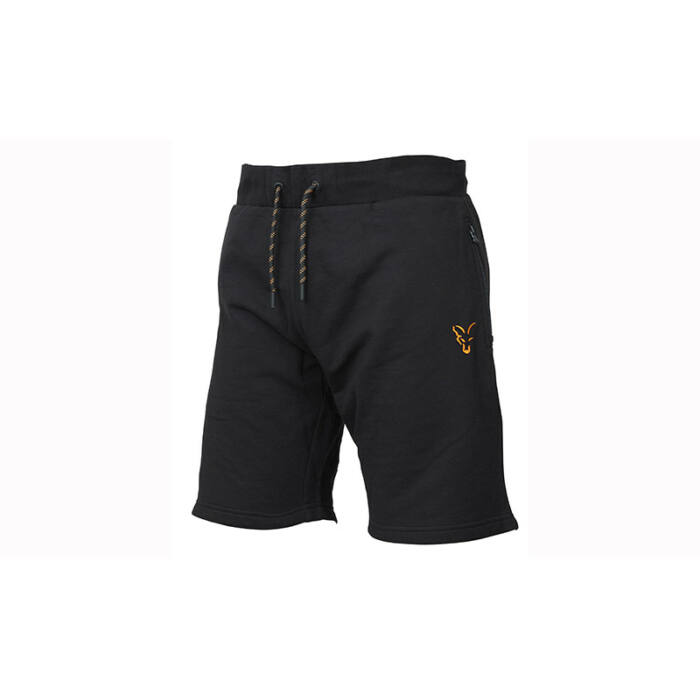 Fox Collection Orange & Black Lightweight Short rövidnadrág