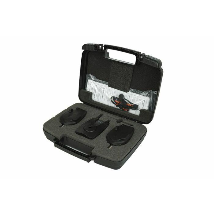 Fox Micron MX 2 Rod Set elektromos kapásjelző szett
