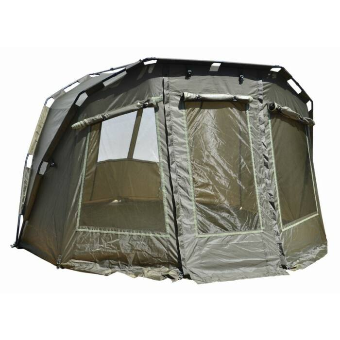 Carp Zoom Frontier Bivvy 2 személyes sátor + sátortakaró