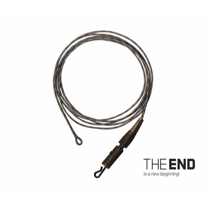 Delphin The End Leadcore + Pin Clip előkötött leadcore 3 db