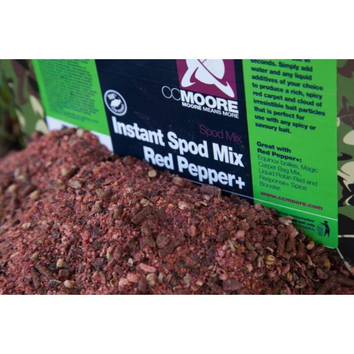CC Moore Red Pepper+ Instant Spod Mix 2,5 kg