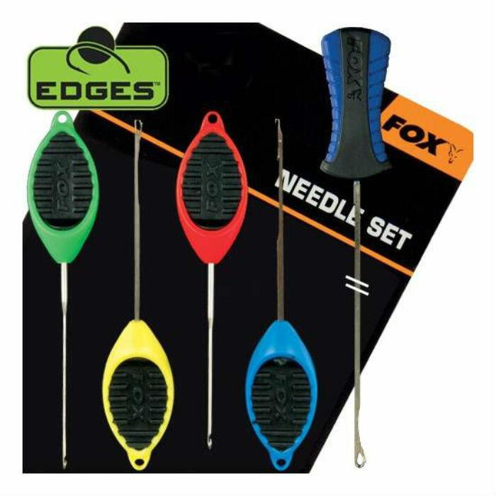 Fox Edges Deluxe Needle Set fűzőtű készlet