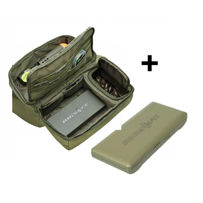 Trakker Pva Pouch XL+Korda Mini Rigsafe Combo