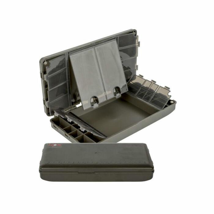 Carp Zoom Tackle Safe mágneses szerelékes doboz