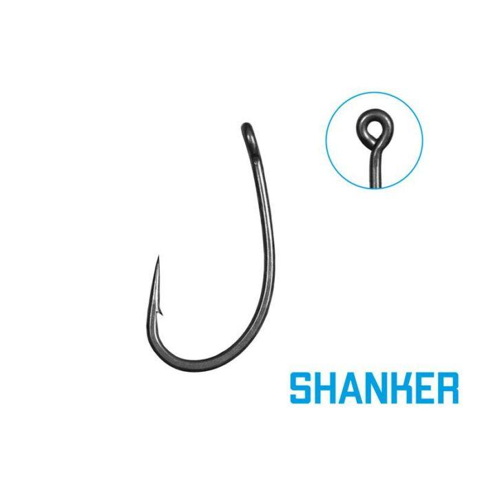 Delphin Thorn Shanker pontyozó horog